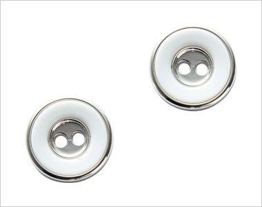 BONMAX AD8801 トリアセチェックニット ポロニット(リボンタイ)[チェック/ニット/ストレッチ/吸水速乾] フロントボタン