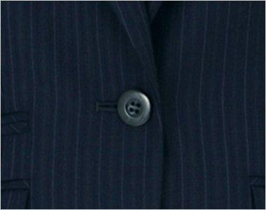 BONMAX AJ0224 アウトラストI [通年]ジャケット(1つボタン) ストライプ ボタン部分