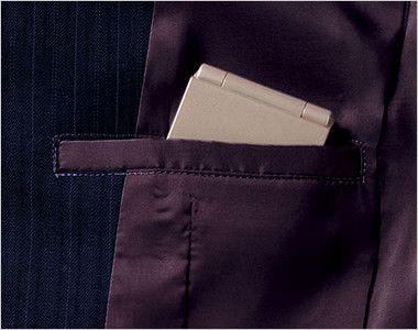 BONMAX AJ0225 アウトラストI [通年]ジャケット(2つボタン) ストライプ 内ポケット