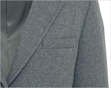 BONMAX AJ0235 [通年]アドレ ジャケット 無地 ポケット付き