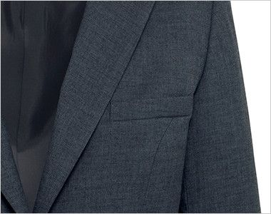 BONMAX AJ0236 [通年]セゾン ジャケット  無地 消臭加工付き ポケット付き