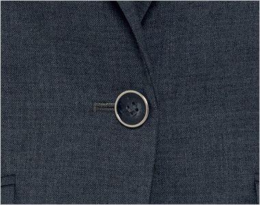 BONMAX AJ0236 [通年]セゾン ジャケット  無地 消臭加工付き ボタン部分