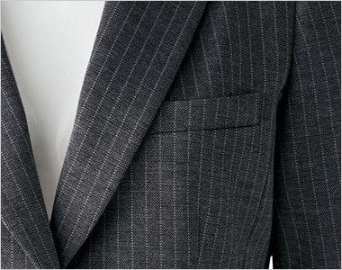 BONMAX AJ0240 [通年]アウトラストA ジャケット ストライプ ポケット付き