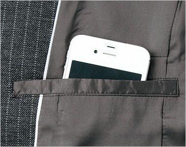 BONMAX AJ0240 [通年]アウトラストA ジャケット ストライプ 内ポケット
