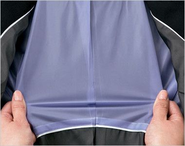 BONMAX AJ0243 [通年]インプレス 前ホック留めのジャケット 無地 ストレッチ性のある背抜き生地