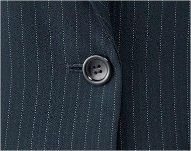 BONMAX AJ0246 [通年]リアン ストライプジャケット(1つボタン) ボタン部分