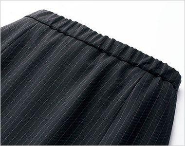 BONMA AS2300 [通年]コーデュラカラーST Aラインスカート ウエストゴム