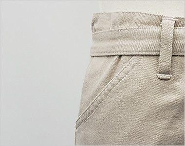LCK79002 Lee ウエストエプロン(男女兼用) 斜めポケット