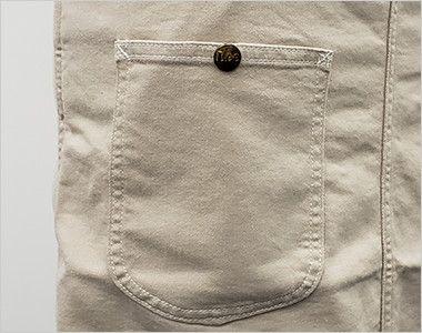 LCK79002 Lee ウエストエプロン(男女兼用) ポケット