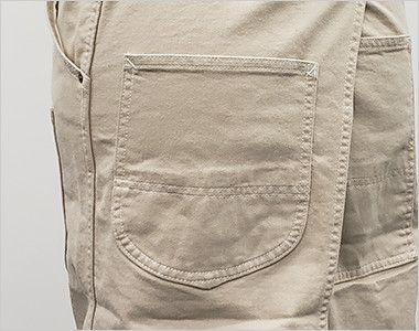 LCK79002 Lee ウエストエプロン(男女兼用) 脇ポケット