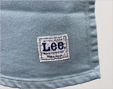 LCK79004 Lee ミドルエプロン(男女兼用) Leeオリジナルロゴ