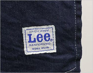 LCK79005 Lee ショートエプロン(男女兼用) Leeオリジナルロゴ