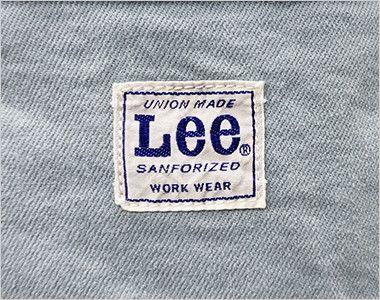 LCK79006 Lee 2WAYエプロン(男女兼用) Leeオリジナルロゴ