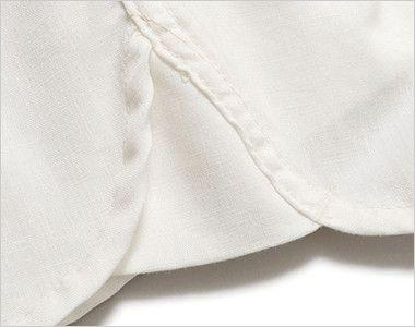 LCS46005 Lee シャンブレーシャツ/半袖(男性用) Lee独特のガゼット(マチ付き)