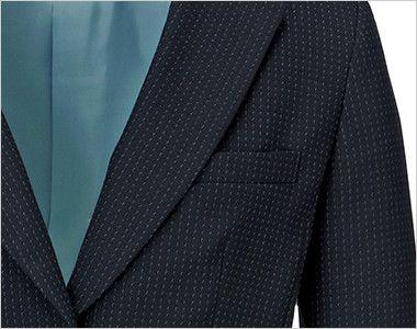 BONMAX LJ0159 [通年]リブラ ジャケット ドット ポケット付き