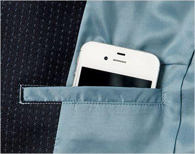 BONMAX LJ0159 [通年]リブラ ジャケット ドット 内ポケット
