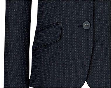 BONMAX LJ0159 [通年]リブラ ジャケット ドット フラップポケット