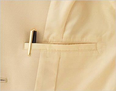 [在庫限り/返品交換不可]BONMAX LJ0168 [通年]カルム ジャケット 無地 内ポケット