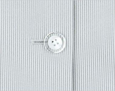 [在庫限り]LJ0735 BONMAX/フレキシー オーバーブラウス ニット ストライプ ボタン部分