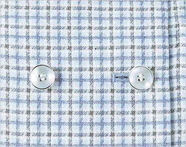 [在庫限り/返品交換不可]LJ0760 BONMAX/アミカル ソフトジャケット チェック ボタン部分