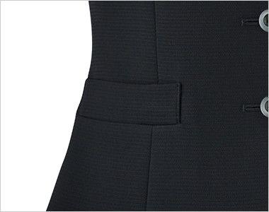 LV1739 BONMAX/ベルタ ベスト 無地 箱ポケット