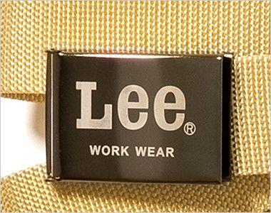 LWA99006 Lee ナイロンベルト(男女兼用) Leeのロゴが印字されたオシャレなデザイン