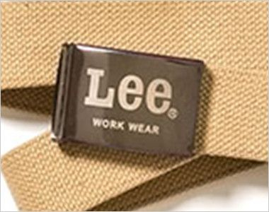 LWA99007 Lee コットンベルト(男女兼用) Leeのロゴが印字されたオシャレなデザイン