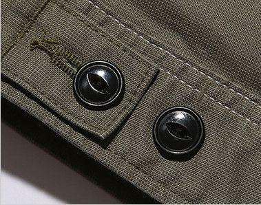 Lee LWB03002 [通年]ジップアップジャケット(女性用) 調節可能なボタン付き
