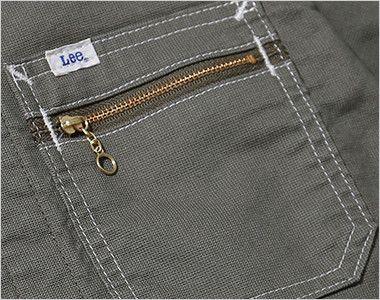 LWB06002 Lee ジップアップジャケット(男性用) ジッパー付き