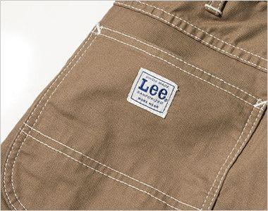 Lee LWP63003 [通年]ペインターパンツ(女性用) 補強布付きの後ろポケット