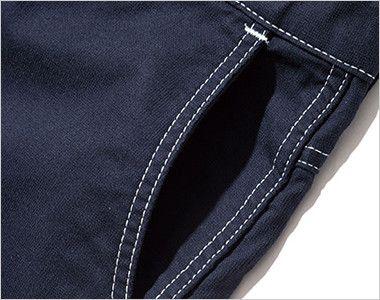 Lee LWP63004 [通年]カーゴパンツ(女性用) 出し入れしやすい斜めポケット