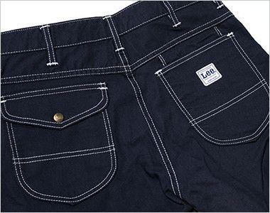 Lee LWP63004 [通年]カーゴパンツ(女性用) 深さがある左右のポケット