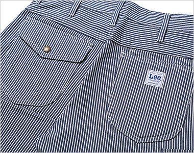 Lee LWP66002 カーゴパンツ(男性用) 深さがある左右のポケット