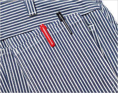 Lee LWP66002 カーゴパンツ(男性用) ポケットには収納可能なペン挿しポケット付