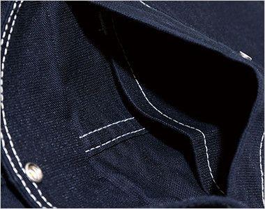Lee LWP66004 [通年]カーゴパンツ(男性用) 内側にあるコインポケット