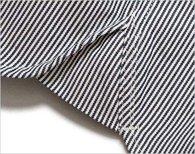 Lee LWS43002 レディースワーク半袖シャツ(女性用) Lee独特のガゼット(マチ付き)