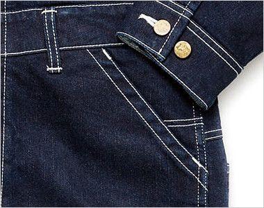 Lee LWU39001 [通年]ユニオンオール(長袖ツナギ)(男女兼用) ポケット付