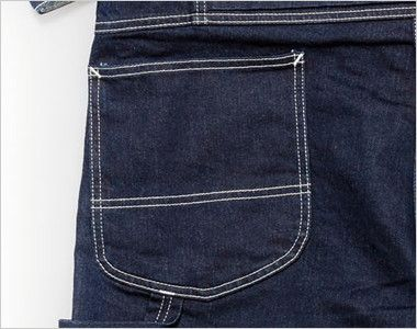 Lee LWU39001 [通年]ユニオンオール(長袖ツナギ)(男女兼用) ヒップポケット付