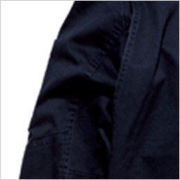 RJ0301 ROCKY フライトジャケット(女性用) 動かしやすい仕様の肘ダーツ