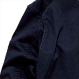 RJ0301 ROCKY フライトジャケット(女性用) 可動域が広がるアクションプリーツ