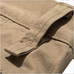 ROCKY RP6904 ツイルカーゴパンツ(男女兼用) ベルト通しはダブルループ付き