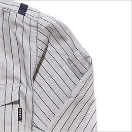 RS4602 ROCKY ワークシャツ(男性用) ペンなどを収納できるポケット