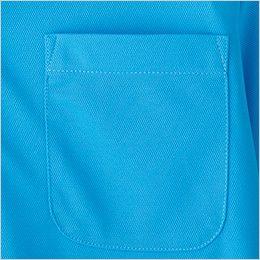 TB4001L ナチュラルスマイル ドライ ショールカラーポロシャツ (女性用) アウトポケット