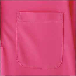 TB4002L ナチュラルスマイル ドライ チュニックポロシャツ (女性用) アウトポケット