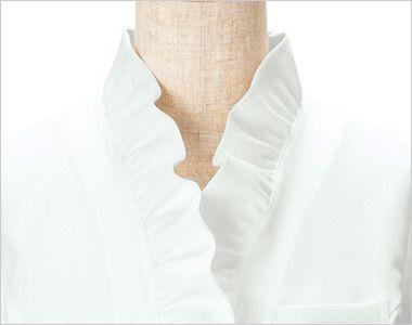 00110 BONUNI(ボストン商会) ワンピース(女性用) 大きなフリルが優雅な印象