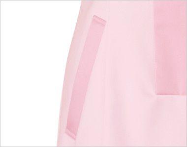 00113 BONUNI(ボストン商会) チュニックシャツ(女性用) ポケット