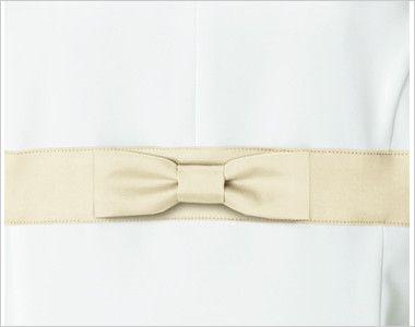 00115 BONUNI(ボストン商会) チュニックシャツ(女性用) リボンでアクセント