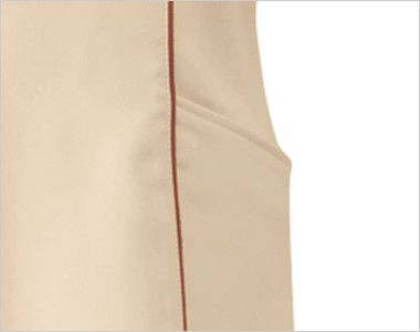 00120 BONUNI(ボストン商会) チュニックシャツ(女性用) ポケット