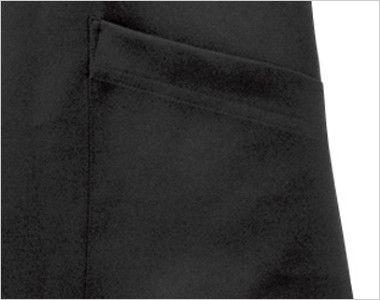00908 BONUNI(ボストン商会) エプロンドレス(女性用) ポケット