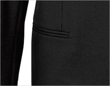 01103-02 BONUNI(ボストン商会) 拝絹タキシード(男性用) ショールカラー ポケット